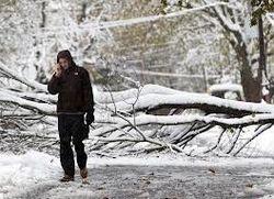 Ученые: В Одессе регулярно будут ураганы, и выпадет снег