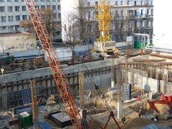 Памятник Дерибану возле Десятинной церкви установят сегодня в Киеве
