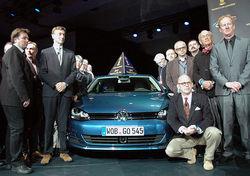 В США Volkswagen Golf второй раз подряд назвали лучшим автомобилем года