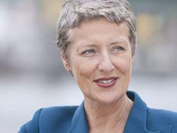 Немецкий депутат Марилуиза Бек взяла шефство над политзаключенным Олиневичем