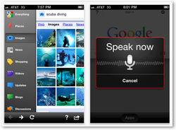Google обновила функцию голосового поиска