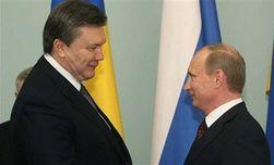Янукович отправляется в Москву на неформальный саммит СНГ