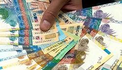 Курс тенге укрепляется к евро и швейцарскому франку
