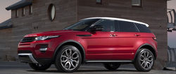 Представительницы прекрасного пола выбирают «Range Rover Evoque»