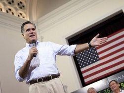 Митт Ромни выиграл праймериз в двух штатах