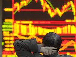 Американские фондовые биржи вчера закрылись в красной зоне