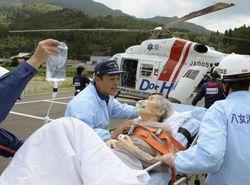 С начала лета в Японии из-за аномальной жары погибли 200 человек