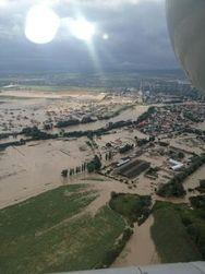Более 650 домов уничтожены наводнением на Кубани