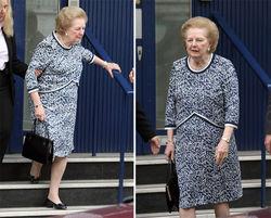 Любимый бренд Маргарет Тэтчер: безупречный стиль баронессы