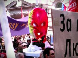 """Затмит ли акция 1 октября в поддержку Pussy Riot """"Марш миллионов"""""""