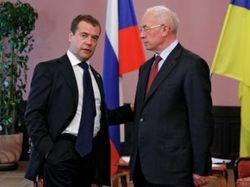 Медведев и Азаров проведут переговоры о ситуации на границе