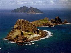 Армада рыболовных шхун из Китая двигается к спорным островам Дяоюйдао