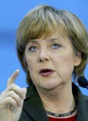 Меркель готова досрочно покинуть пост канцлера, если ее партия победит