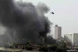 В Ираке произошел взрыв рядом с футбольным полем - последствия