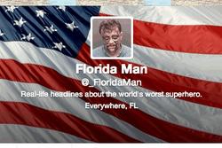 Опыт PR: Florida man стал звездой на весь Twitter
