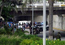 В Мексике нашли мешки с 49 изувеченными телами