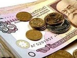 На наличном рынке Украины немного вырос курс евро к гривне