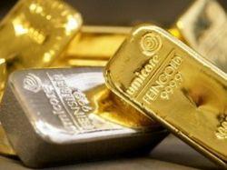 Цены на золото показывают рост