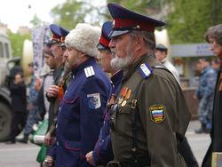 Казаки наведут порядок на Тверской в Москве