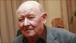 Скончался поэт Константин Ваншенкин