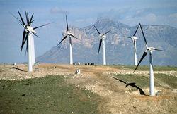 Камчатку начали обустраивать ветровыми электростанциями