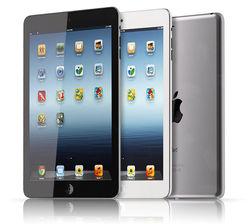 Apple сократит расход дисплеев для iPad mini