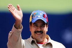 Путин пригласил и.о. Президента Венесуэлы Николаса Мадуро на саммит в Москву