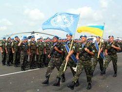 У президента пояснили, почему украинские миротворцы не едут в Либерию