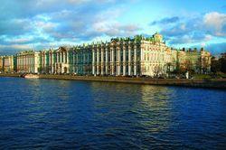 Зимний Дворец в Петербурге отреставрируют за 106 млн. рублей