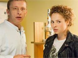 Кристине Асмус быстро подобрали замену в «Интернах» на роль Вари