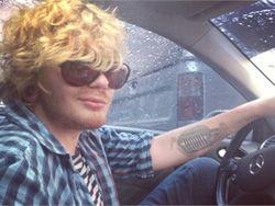 Участник Х-фактора Александр Кривошапко похвастал дорогим авто - PR