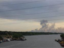 Ситуация на самарском полигоне взята под контроль, пожар локализован