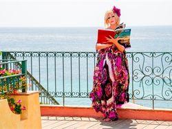Ирина Билык отдыхает на любимом острове экс-президентов и звезд шоу-бизнеса