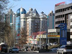Алматы. Казахстан