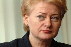 Литва не поддерживает санкции против Беларуси?