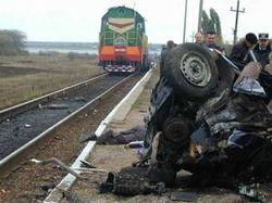 Какие последствия ж/д аварии под Оренбургом?