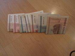 Белорусский рубль укрепился к фунту и иене