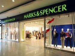 За 13 недель сопоставимые продажи Marks & Spencer на 1,8 процентов упали
