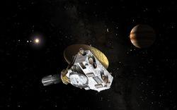 На пути к Плутону зонд New Horizons сделает крюк для обхода опасных мест