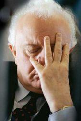 Шеварднадзе «покаялся» за Саакашвили