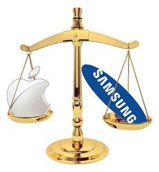 Эксперты увидели позитив в патентном споре Apple и Samsung
