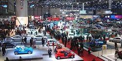Сегодня открывается Женевский автосалон