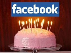 Happy birthday! Сегодня социальной сети Facebook исполняется 9 лет