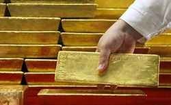 Импорт золота продолжает наращивать Турция