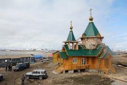 на Командорах освятили самый восточный храм в РФ
