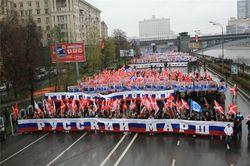 «Русский марш»: у России великое прошлое, но гнусное настоящее