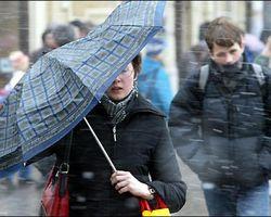 В Украине ожидается ухудшение погоды