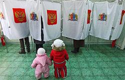 Выборы в России: «Единая Россия» возвращает симпатии электората