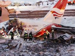 МАК: Посадочная полоса «не виновата» в катастрофе Ту-204 во Внуково