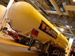 Shell нарастит объём производства СПГ